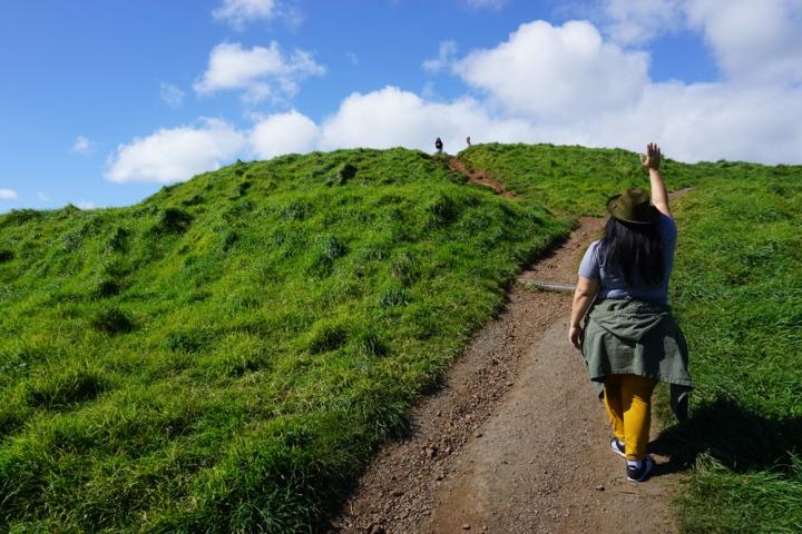 New Zealand-Maungawhau/Mt. Eden