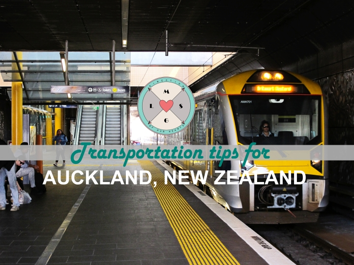 Transportation Tips for Auckland, NZ