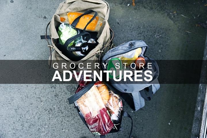 Grocery Store Adventures